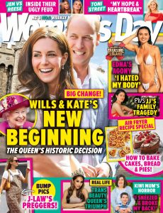 Woman's Day New Zealand – September 30, 2021