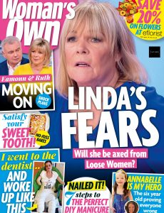 Woman's Own – 04 October 2021