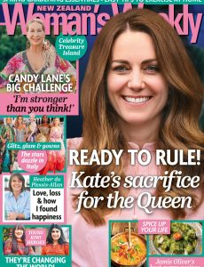 Woman's Weekly New Zealand – September 13, 2021