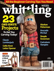 Woodcarving Illustrated Whittling – Volume 7, 2021
