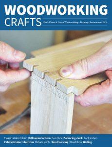 Woodworking Crafts – November-December 2021