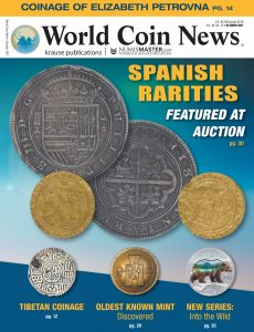 World Coin News – October 2021
