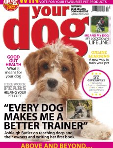 Your Dog – October 2021