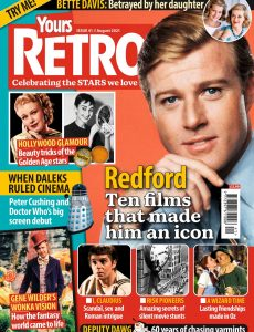 Yours Retro – Issue 41, August 2021