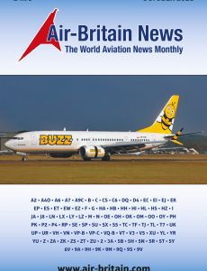 Air-Britain News – October 2021