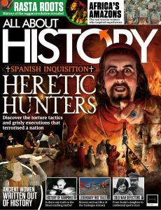 All About History – Issue 109, 2021