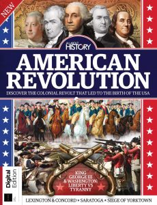 All About History Book of the American Revolution – 3rd Edition, 2021