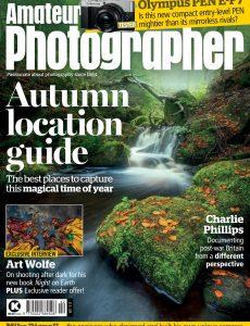 Amateur Photographer – 16 October 2021