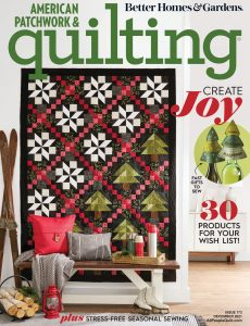 American Patchwork & Quilting – December 2021