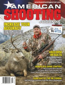 American Shooting Journal – October 2021