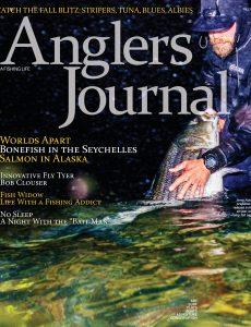 Anglers Journal – September 2021