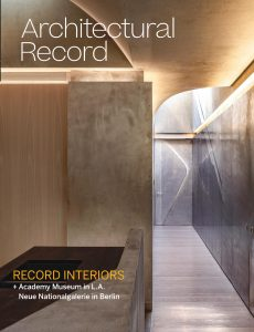 Architectural Record – October 2021