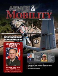 Armor & Mobility – Fall 2021