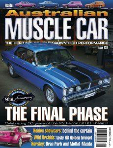 Australian Muscle Car – November 2021