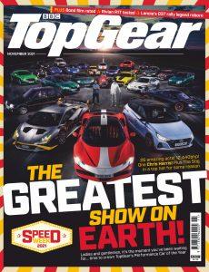 BBC Top Gear UK – November 2021