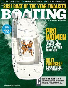 Boating – November 2021