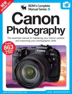 Canon Photography The Essentials Manual To Mastering You Canon – 11th Edition, 2021