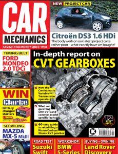 Car Mechanics – November 2021