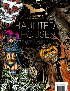 Colouring Book Haunted House – Issue 83, 2021