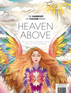 Colouring Book Heaven Above – October 2021