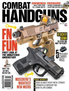 Combat Handguns – January 2022