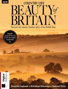 Country Life Beauty of Britain – First Edition, 2021