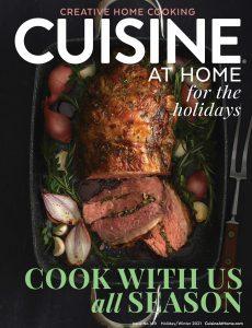 Cuisine at Home – November 2021