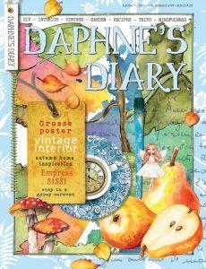 Daphne's Diary English Edition – October 2021