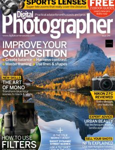 Digital Photographer – Issue 244, 2021