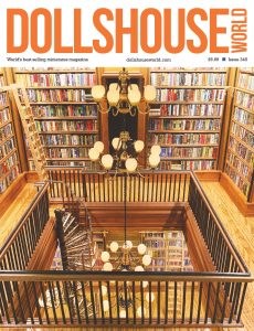 Dolls House World – Issue 345 – October 2021