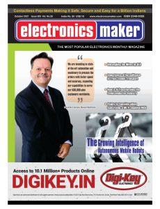 Electronics Maker – October 2021