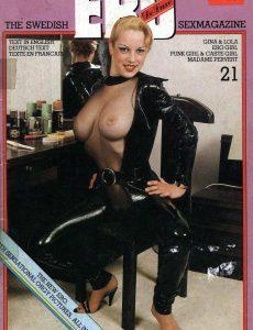 Ero de Luxe 21 – February 1981