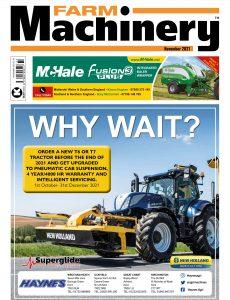 Farm Machinery – November 2021