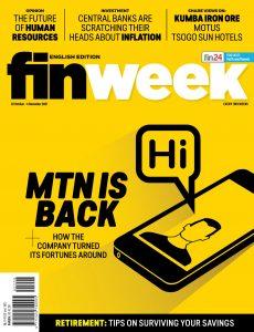 Finweek English Edition – October 22, 2021