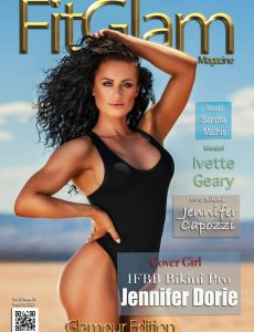Fit Glam – Glamour Edition, – September-October 2021