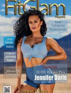 Fit Glam Magazine – Fitness September-October 2021