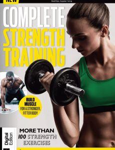 Fit & Well Complete Strength Training – 1st Edition, 2021