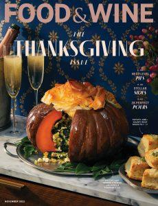 Food & Wine USA – November 2021