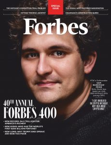 Forbes USA – October 01, 2021