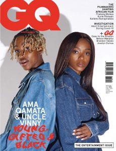 GQ South Africa – November 2021