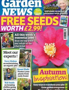 Garden News – October 23, 2021