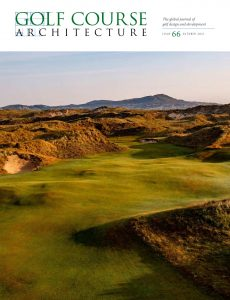 Golf Course Architecture – October 2021