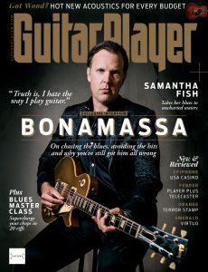 Guitar Player – December 2021