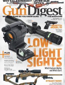Gun Digest – November 2021