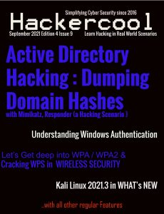 Hackercool – September 2021