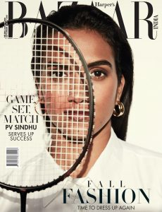 Harper's Bazaar India – September 2021