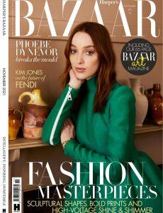 Harper's Bazaar UK – November 2021