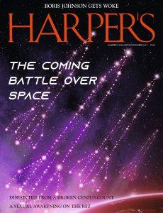 Harper's Magazine – November-December 2021