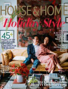 House & Home – November 2021
