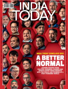 India Today – October 25, 2021